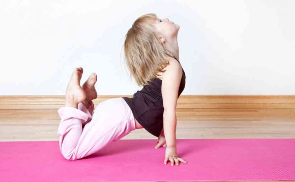 1+ images about Kids Yoga