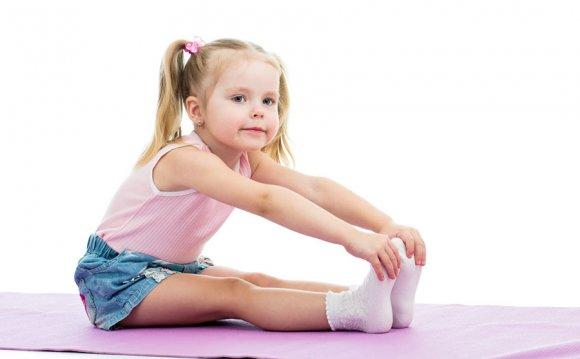Pinza yoga para ninos