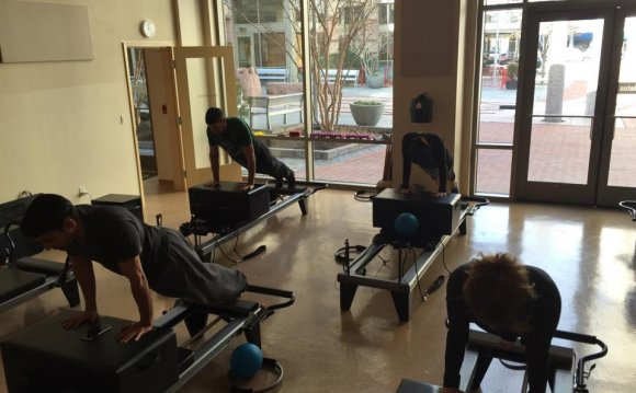 My Thrive Pilates Reformers
