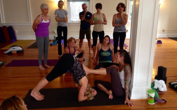 A Weekend of Rasa Yoga with