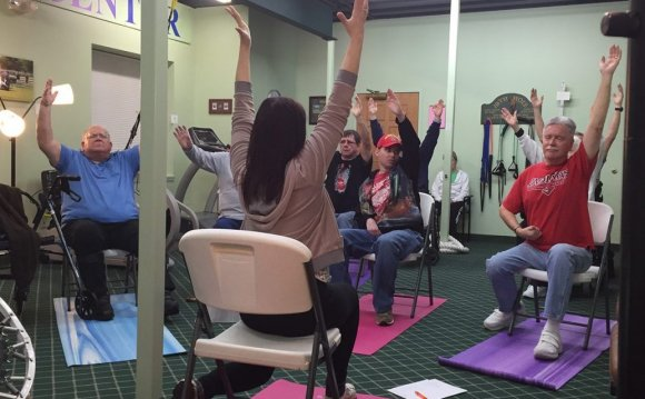 Adaptive Yoga Provides