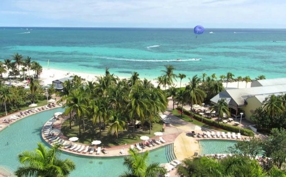 THE GRAND LUCAYAN RESORT ON