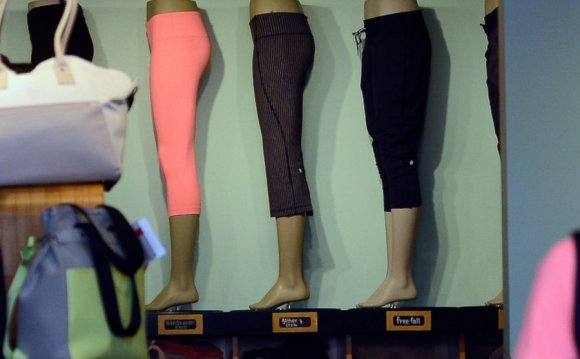 PHOTO: Pants made by Lululemon