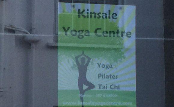 Yoga studio in Kinsale