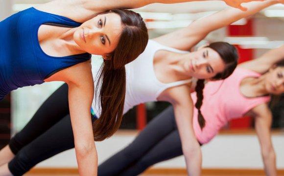 Complimentary Yoga & Fitness