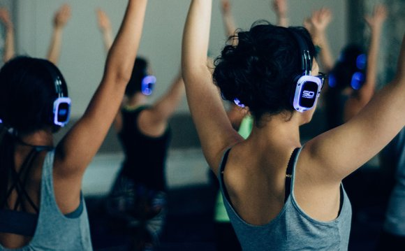CorePower Yoga x Sound Off™