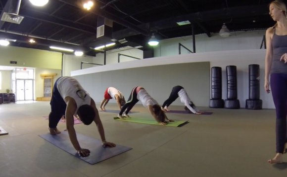 Evolve All Yoga is Here!