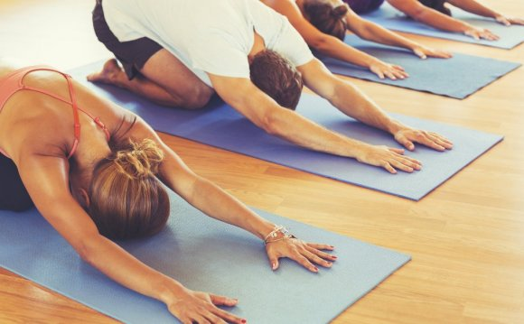 Pop-up yoga coming to Reading