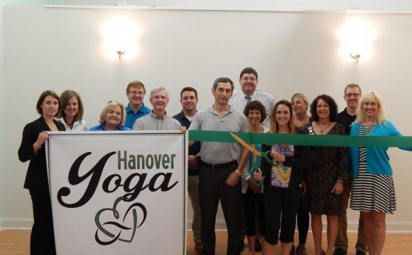 Hanover Yoga Instructor