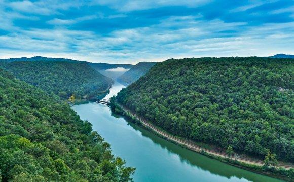 River, West Virginia