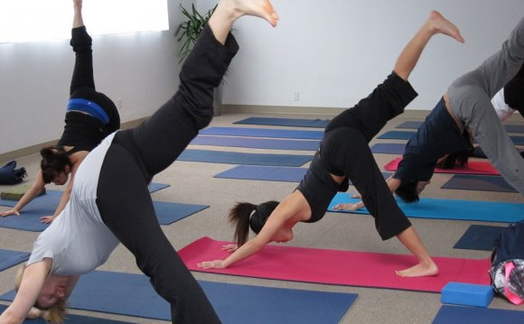 Yoga as Medicine for Labor and