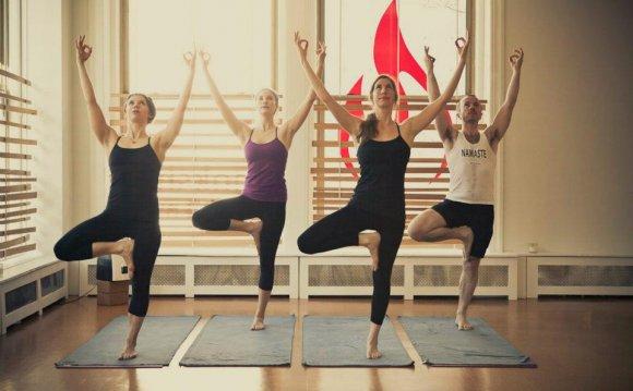 Vogue. Modo Yoga