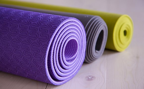 Non toxic yoga mats are made