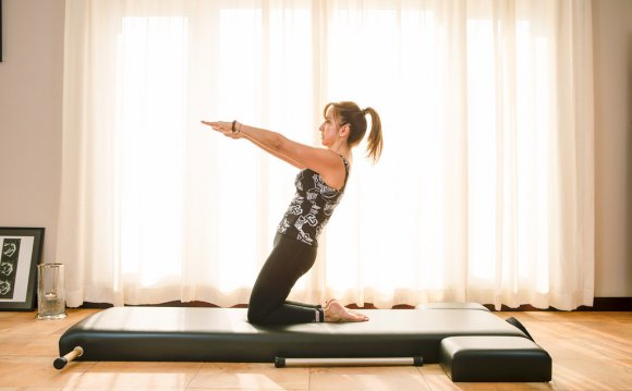 A Classical Pilates Mat