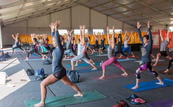 Nantucket Yoga Festival 2017