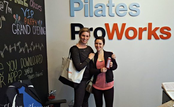 Pilates ProWorks-Alexandria