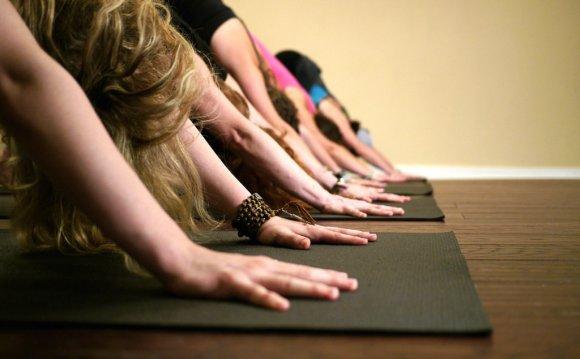 Yoga Class in Fredericksburg