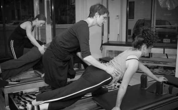 Pure joe Pilates studios