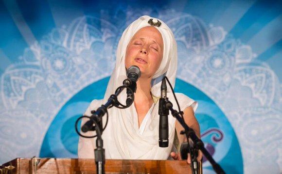 Mantras in Kundalini Yoga
