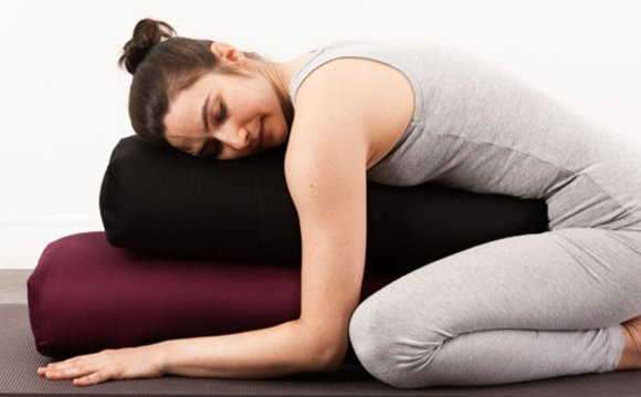 Smooth and Yoga bolster
