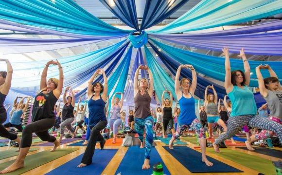 Summer Yoga Festivals for 2016