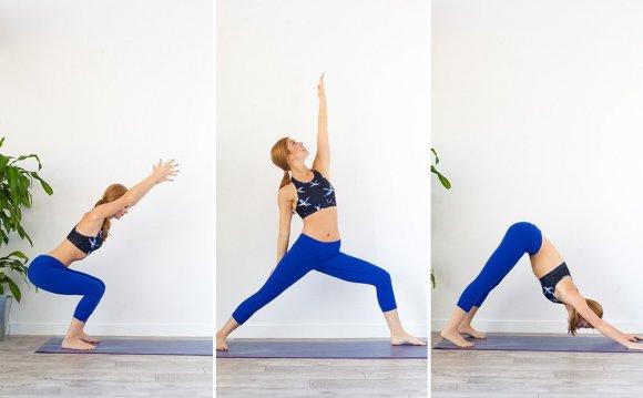 The HIIT Yoga Workout You Need