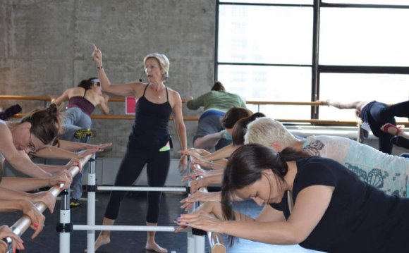 Total Barre™ Instructor