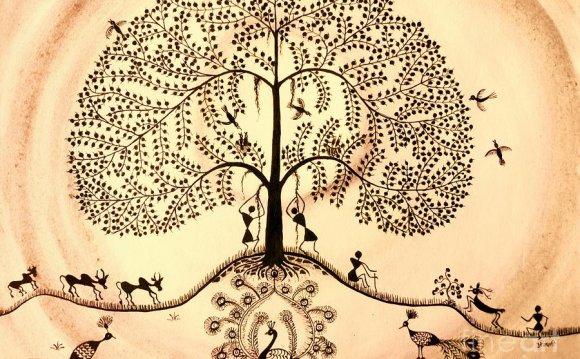 Tree of Life Iconography