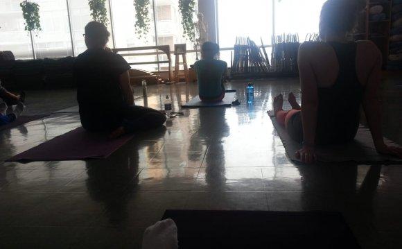 Unity Woods Yoga Center - 16