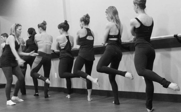 Hot Barre Teacher Training
