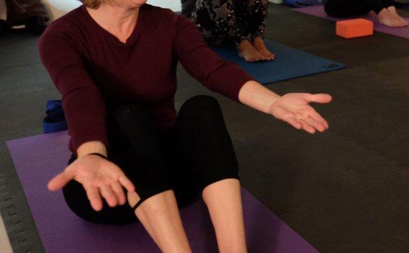 Birdseed Yoga Grows Peace and