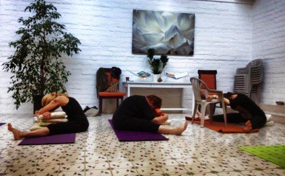 Yin yoga 2013