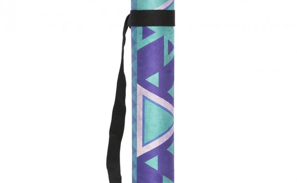 The Tribal Combo Yoga Mat