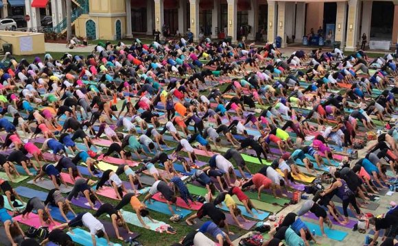 Yoga - Fit Events