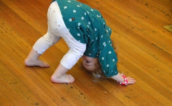 Preschooler Family Yoga (21