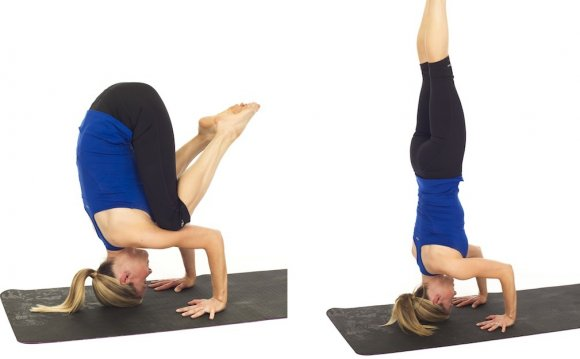Headstand Yoga poses Virginia