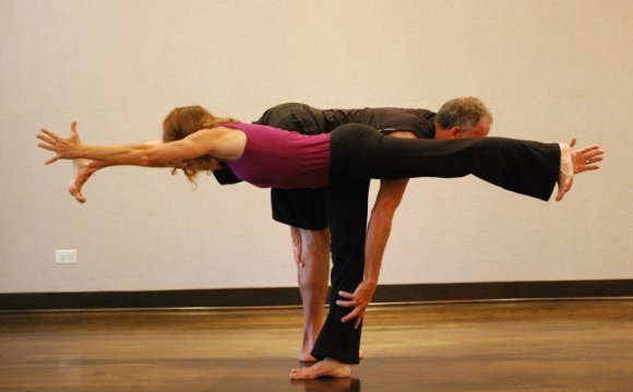Couples Yoga poses Virginia