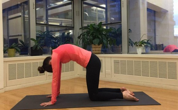 Yoga poses for bloating Virginia