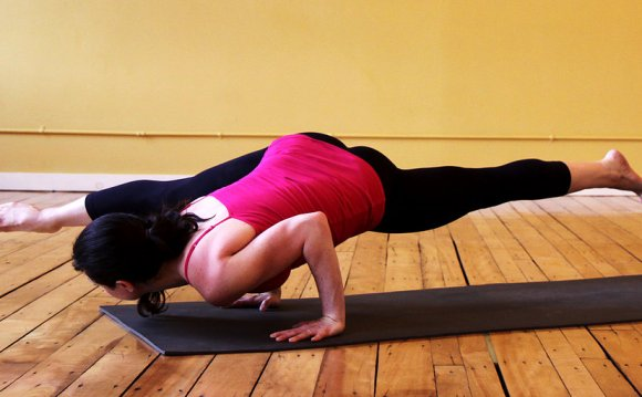 Arm balances Yoga poses Virginia