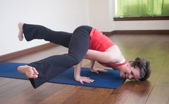 Yoga poses for balance Virginia