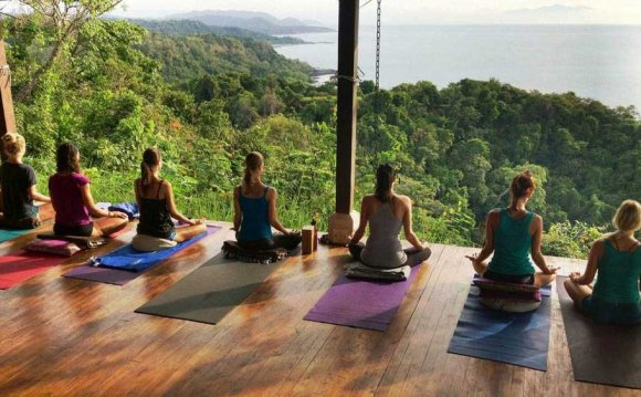Yoga Teacher Training Thailand Virginia