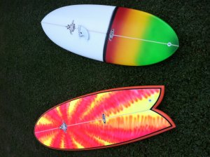 Allen White Surfboards