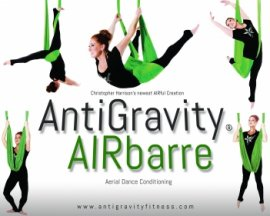 AntiGravity® Airbarre