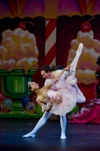 Ashley dances a beautiful Sugar Plum Fairy with Cavalier Norbert Nirewicz in Classical Ballet Theatre's 2014 performances of The Nutcracker.