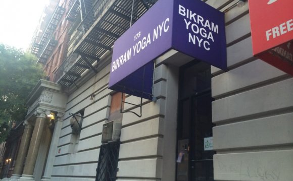 Bikram Yoga Upper East Side Virginia
