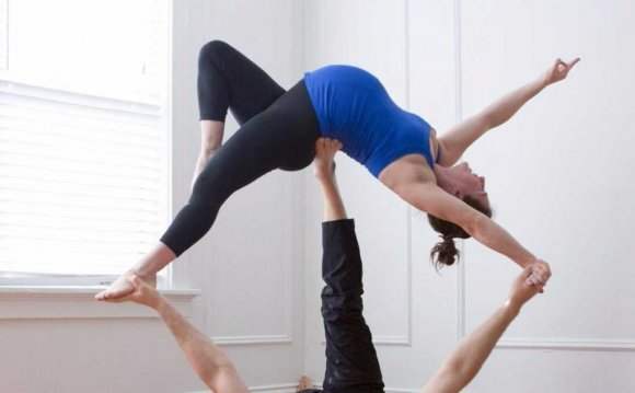 What is Acro Yoga Virginia?