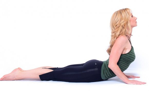 Yoga poses for lower back pain Virginia