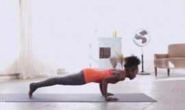 Faith Hunter in Chaturanga