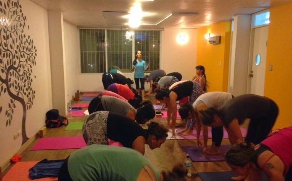 Yoga franchise Virginia