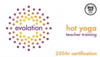 hot yoga teacher training